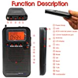 Airband Radio Receiver Portable Radio
