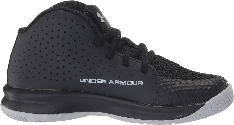 Chaussure de Basketball Mixte Enfant Under Armour Grade School Jet 2019