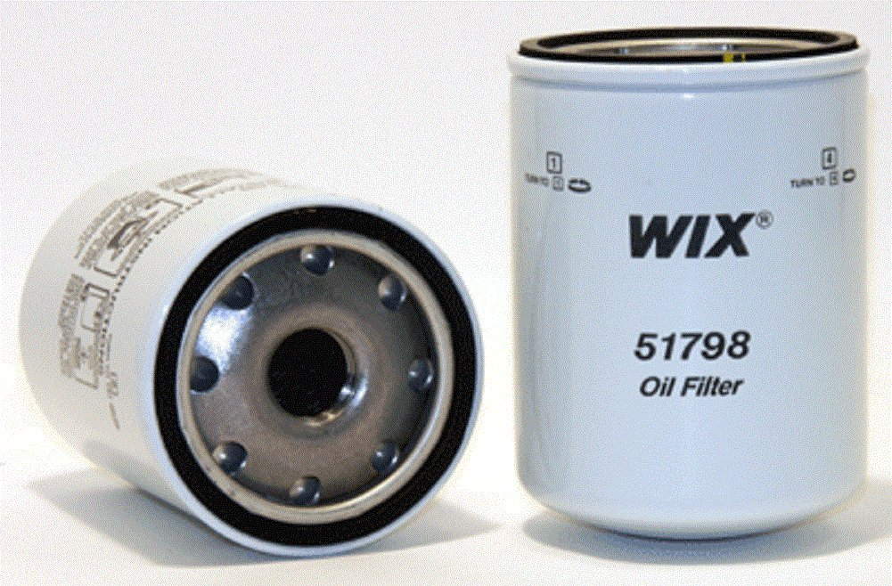 Wix Oil Filter 51798 Case of 6