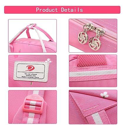 Amazon.com | SPLHMILY 3 in 1 school backpack book bag for girls teen kids + shoulder bags + pen case, Blue | Kids Backpacks