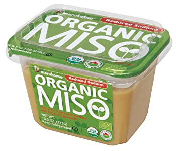Marukome Reduced Sodium Organic Miso