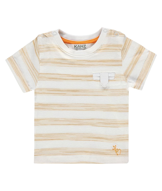 68-92 Shirt Kurzarm Pullover Neu Kanz Baby Jungen Kinder T-Shirt Gr