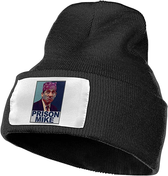 Schrute Farms Beets Unisex Warm Winter Hat Knit Beanie Skull Cap Cuff Beanie Hat Winter Hats
