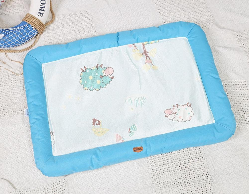 D 68475cm D 68475cm Weiwei Dog bed Cat Nest Pet Kennel Mat Summer Breathable Mat Kennel