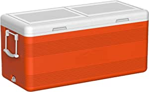 Cosmoplast Keepcold Deluxe 150 Ice Box - Orange