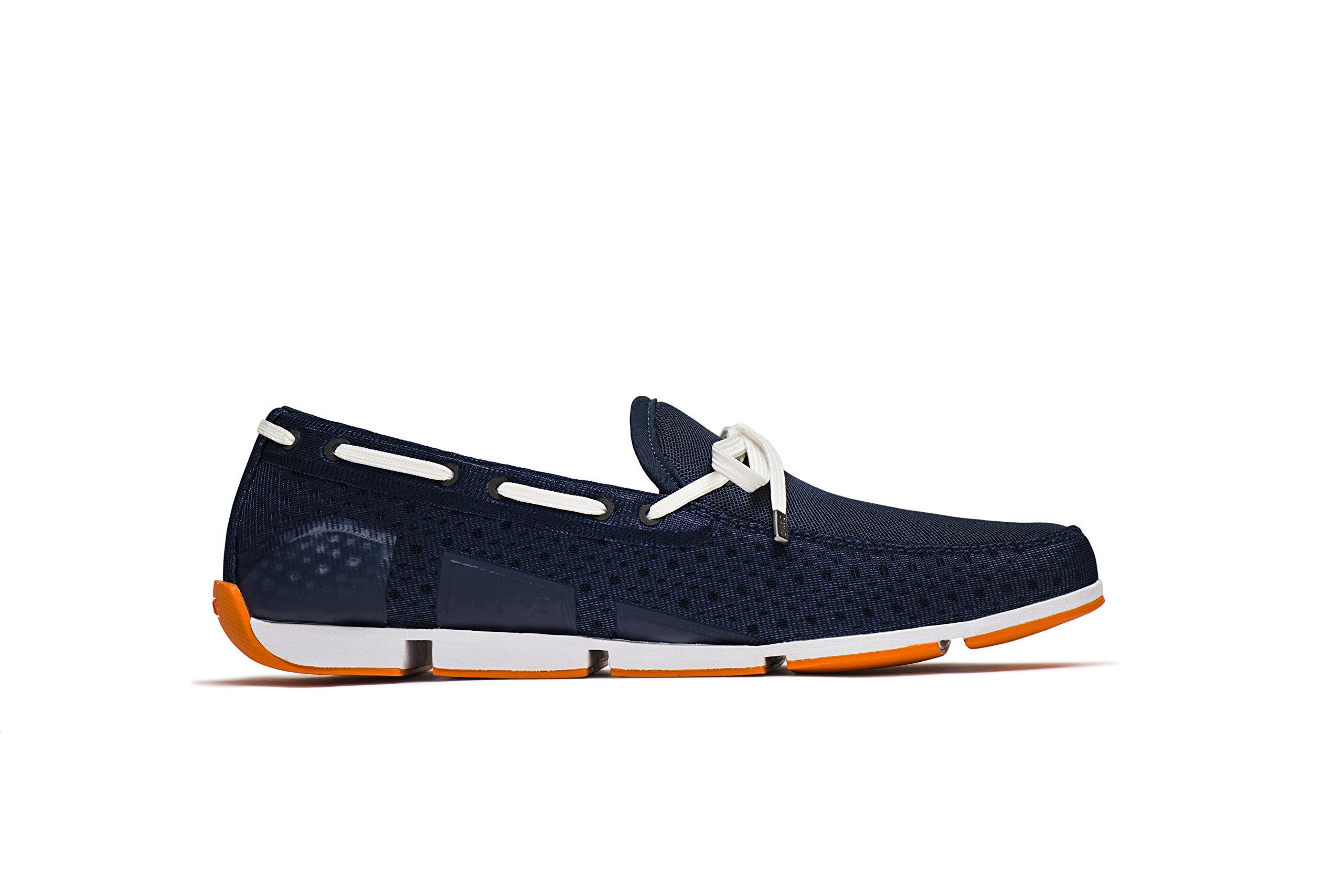 SWIMS Men's Breeze Loafer for Pool and Summer - Navy, 11