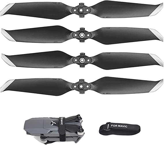 5332 S libération rapide Paddle couleur CW CCW Propellers For DJI Mavic Air Drone