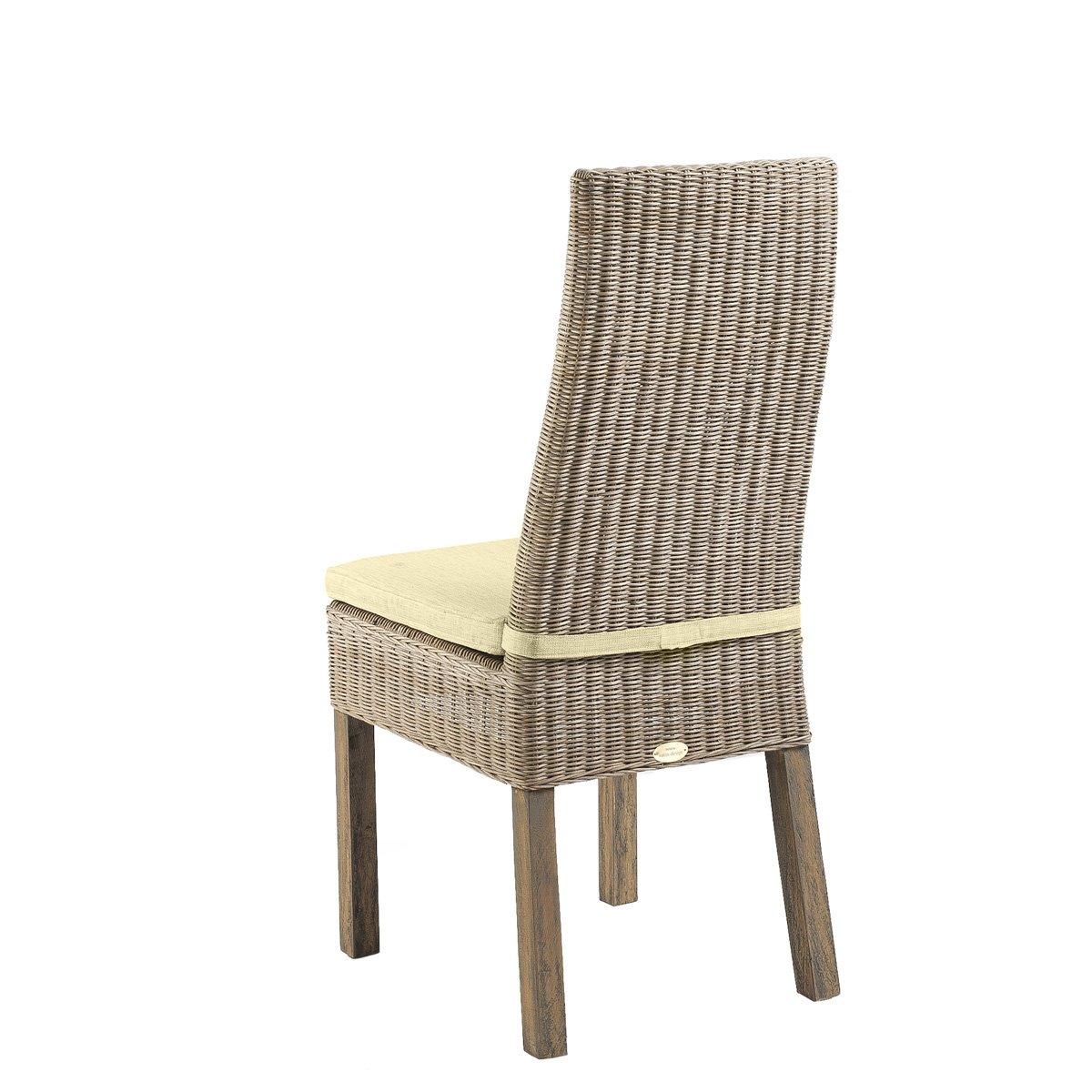 Rotin Design Rebajas : -48% Lote 6 sillas de Ratan Calvi ...