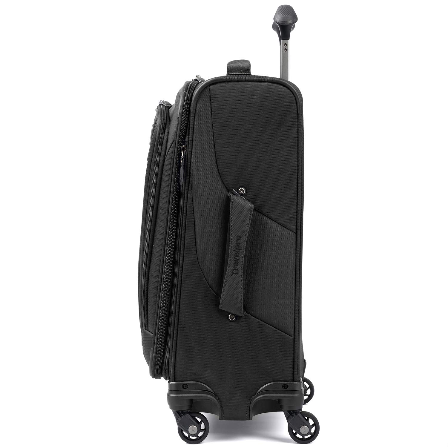 Travelpro Maxlite 4 Expandable 21 Inch Spinner Suitcase, Black by Travelpro (Image #3)