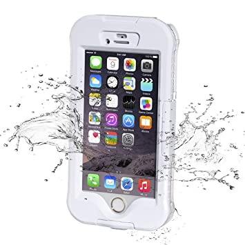 promo code 0466d 137c7 iThrough iPhone 6S Waterproof Sleeve, Waterproof Case: Amazon.co.uk ...
