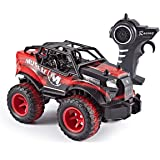 Think Gizmos Speed Master Off Road Toy Remote Control Car for Kids (Red Speed Master)