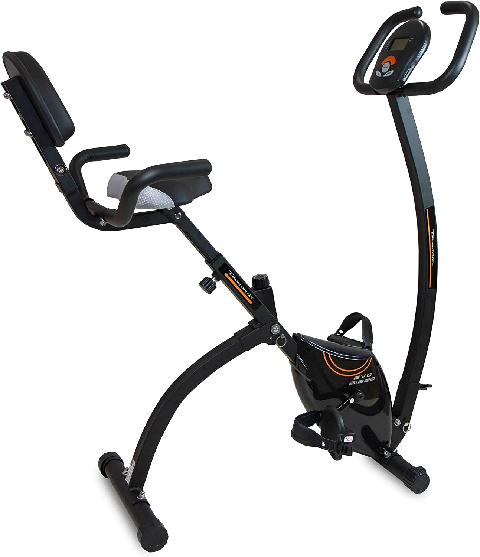 Tecnovita – Bicicleta estática EVO B1600 YF1600 – Bicicleta ...