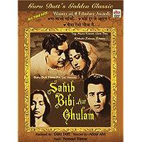 SAHIB BIBI AUR GHULAM Hindi Movie DVD (DVD Hindi)