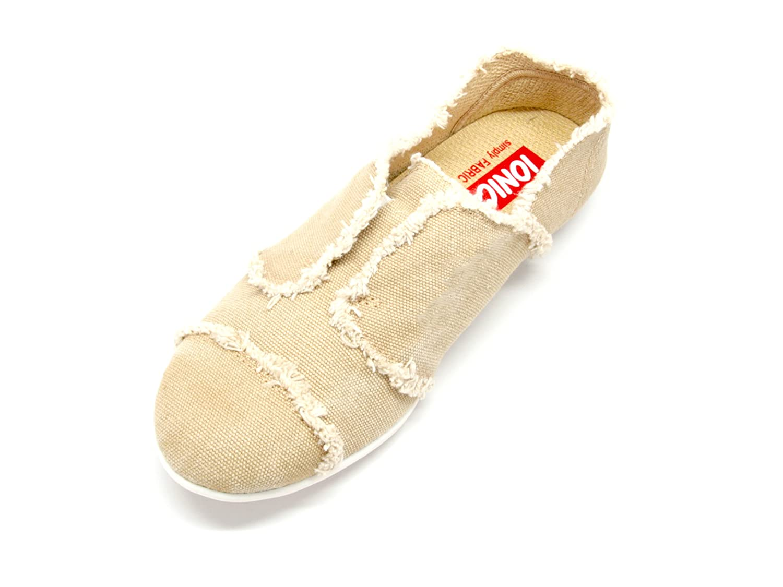 IONIC EPIC simply FABRIC footwear Women's Sando B00IK0JF12 5.5 B(M) US|Tan