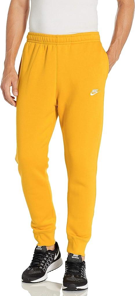 nike jogging orange