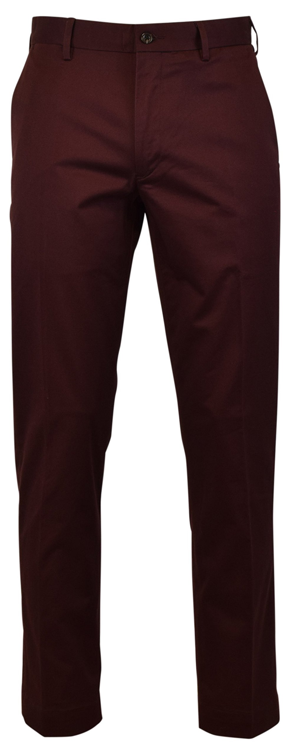 Polo Ralph Lauren Mens Classic-Fit Flat-Front Chino Pants (32x32)