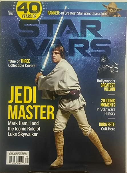 Amazon com : Star Wars Summer 2017 Mark Hamill Luke Skywalker Jedi