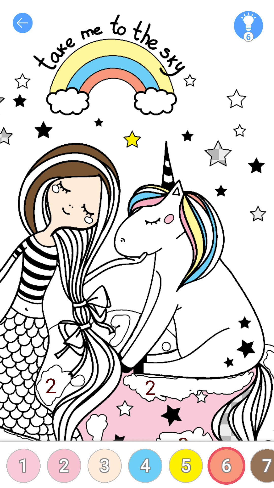 Color4k - Kids Coloring Apps ∙Learn By Unicorn