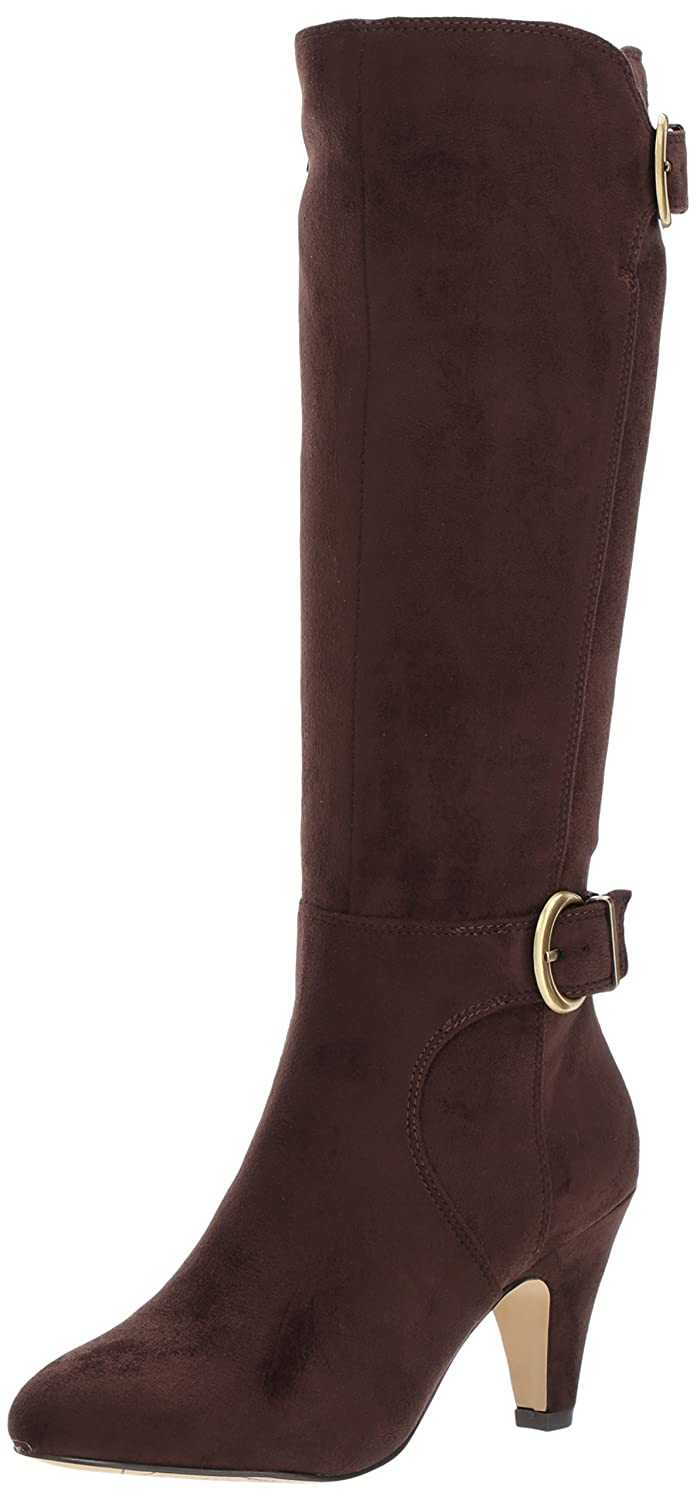 Bella Vita Women's Toni Ii Harness Boot B073NQ1CW9 6.5 2W US|Brown Super Suede