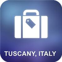 Toscana, Itália Offline Map