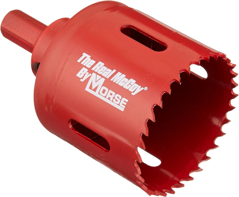 "MK Morse 1-1//8/"" 29mm Advanced Bi-Metal Hole Saw USA Made MHS18 177184"