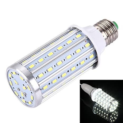 Luces Bombillas, Bombillas Led, E27 20W 1800LM 72 LED SMD 5730 Bombilla de aluminio