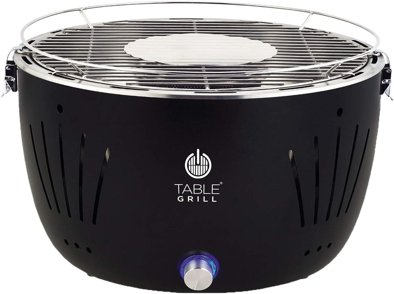 Table Grill Churrasqueira De Mesa A Carvão Preta Table Grill Churrasqueira Table Grill Preta Br