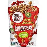 The Good Bean 小鸡梨零食,香脆甜脆脆皮草,不含麸质,非转*,6 盎司