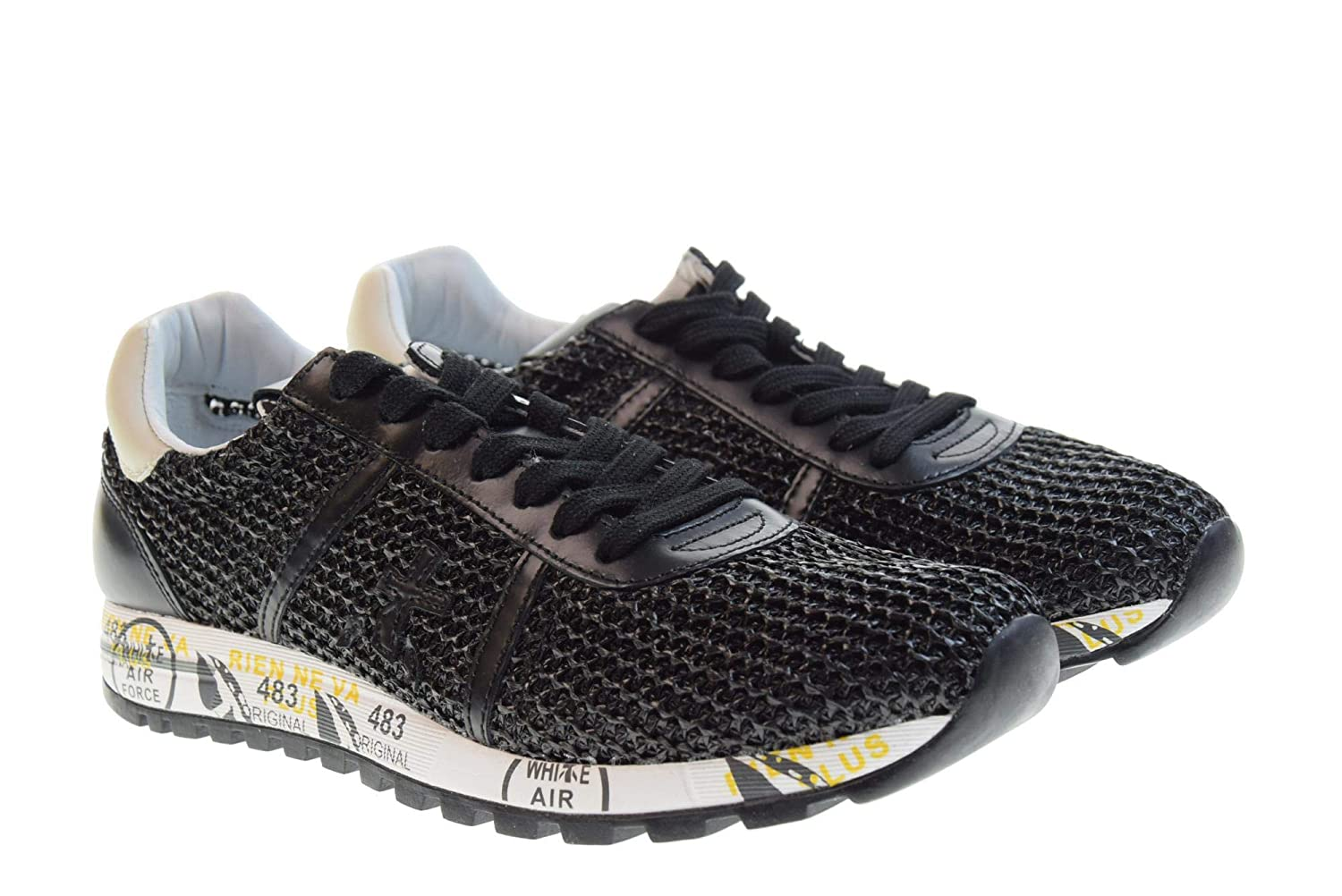 Premiata Shoes Woman Low Sneakers Lucy-D 3663