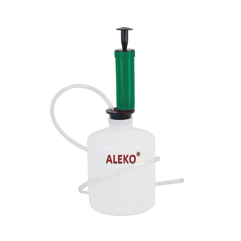ALEKO OEXP02 1.9 Liter Oil and Fluid Extractor Pump For Automotive Fluids
