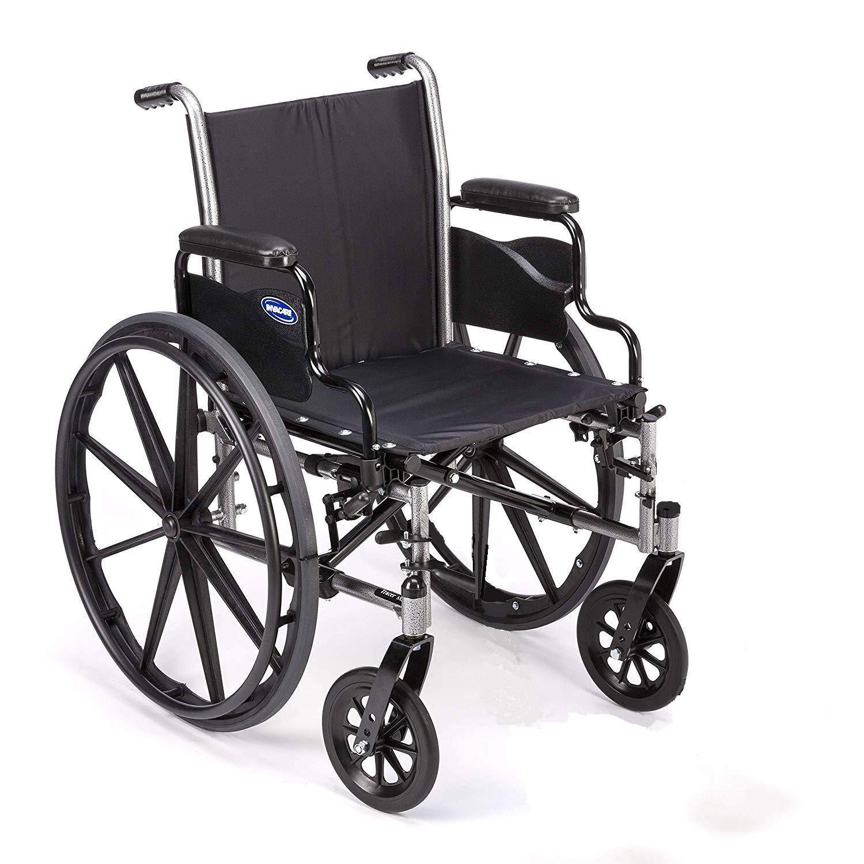 lightweight wheelchair 300 lb capacity