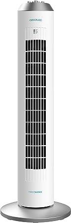 Cecotec Ventilador de Torre EnergySilence 8090 Skyline. 33 (84cm ...