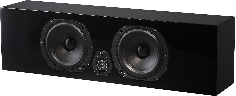 NHT Media Series 2-Way Dolby Atmos Satellite Speaker (Single) - High Gloss Black MS - Satellite Black