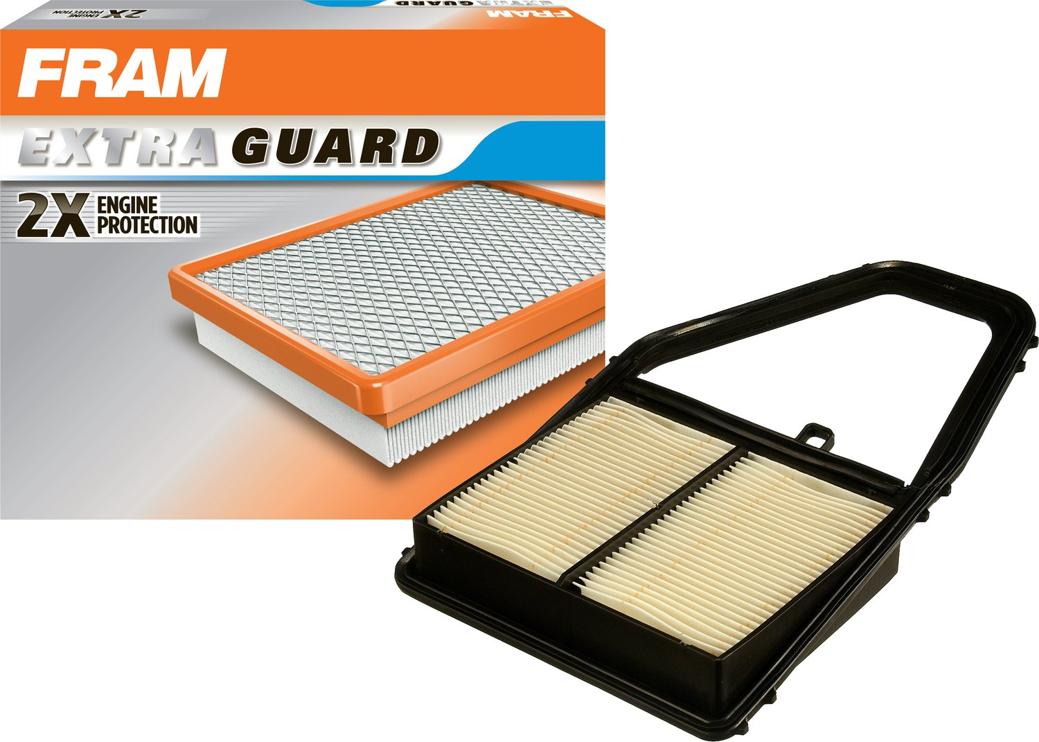 FRAM CA8911 Extra Guard Special Configuration Air Filter