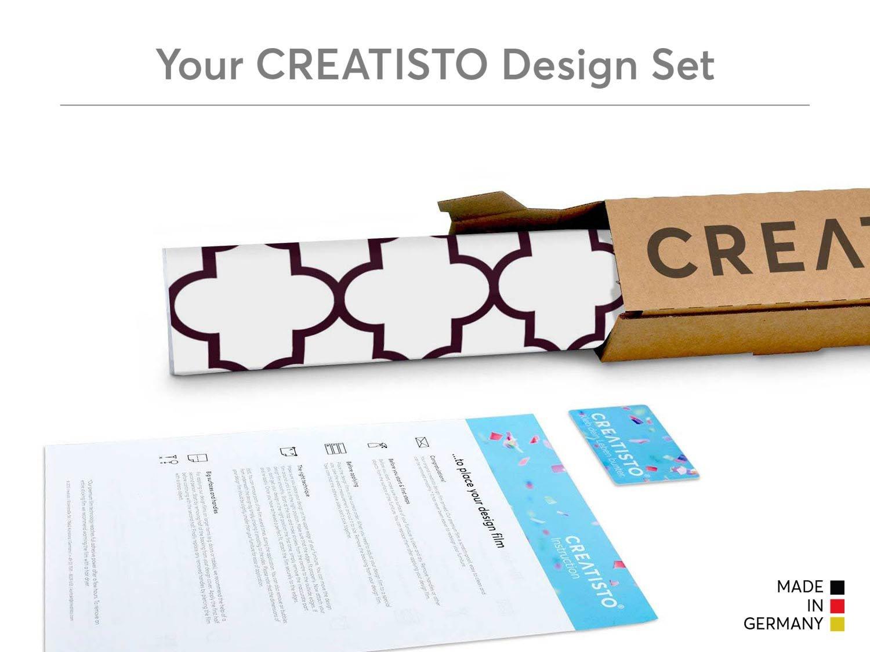 Cassettiera 3 Cassetti Pellicola Ikea Hemnes Design Retro Adesivo