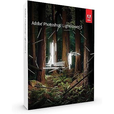 Adobe Photoshop Lightroom 5 - Autoedición (Caja, 1 usuario, 2048 MB, Intel Pentium 4, AMD Athlon 64)
