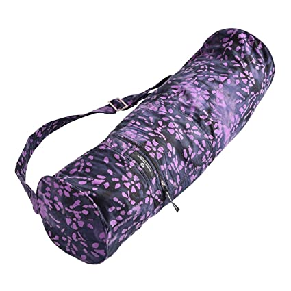 Image Unavailable. Image not available for. Color  Hugger Mugger Batik Yoga  Mat Bag ... 13ecce6fcf6b2
