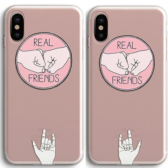 cheaper 9f665 c8dee Amazon.com: Frepstudio Compatible Best Friends Sisters Cousins Girly ...