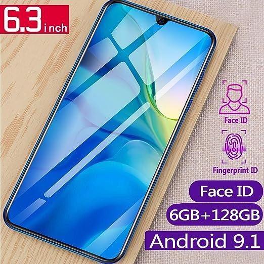 HEZNSJI Móviles y Smartphones Libres Smartphone, 6GB de RAM + ...