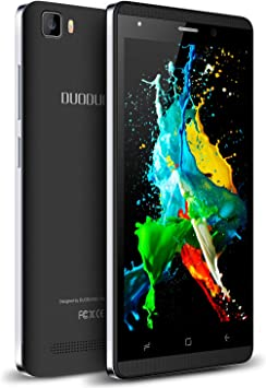 Moviles Libres 4G, DUODUOGO J3 Smartphone Libres Android 9.0 Quad Core 16GB ROM/Escalable 128GB Movil Libre 5.0 ...