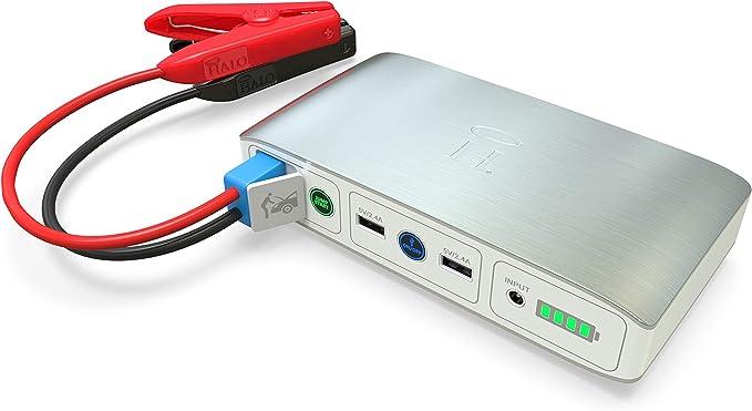 Amazon.com: HALO Bolt - Arrancador de batería portátil para ...