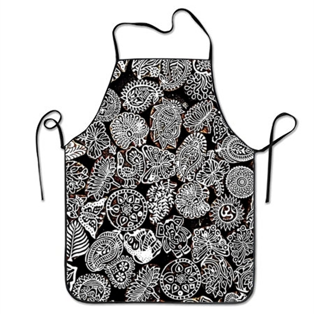 bigqiqi Aprons Scooby Doo Stitched Edges For Baking