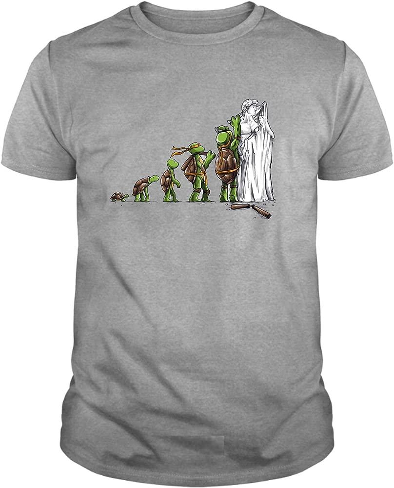 Camiseta de Mujer Tortugas Ninja Retro Dibujos Animados ...