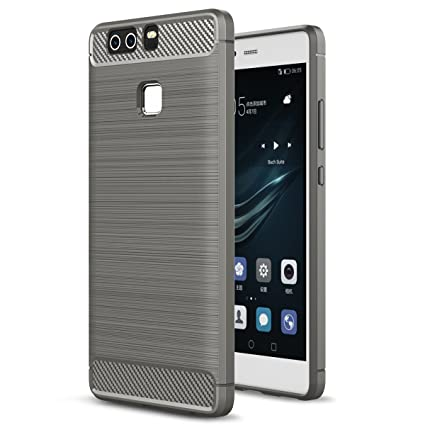 Amazon.com: Huawei P9 Caso, Landee Rugged Armor Resilient ...