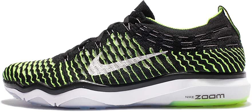 WMNS Air Zoom Fearless Flyknit, Black
