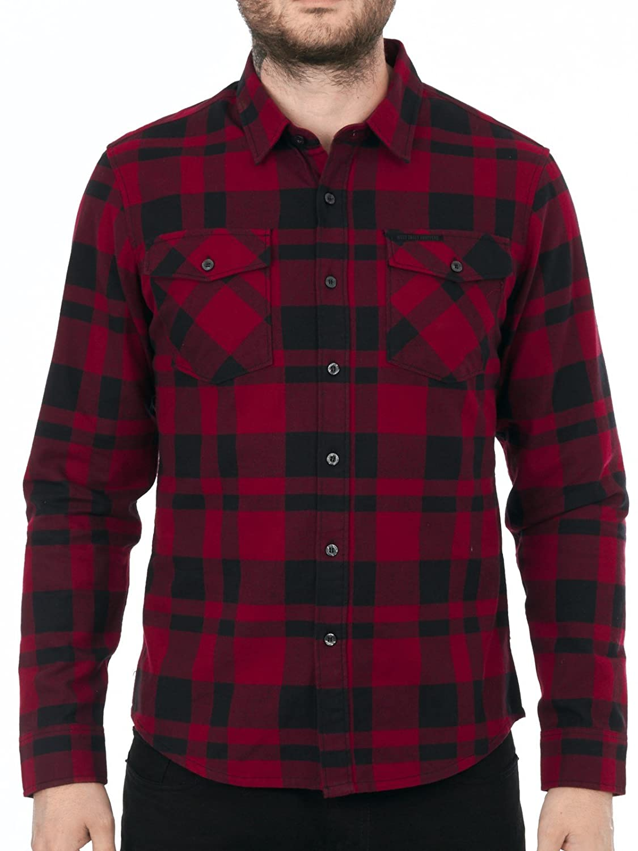 West Coast Choppers Flannel Shirts   Saddha