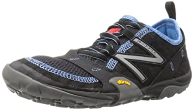 new balance minimus womens. new balance women\u0027s wt10v1 trail running shoe, black/blue, minimus womens