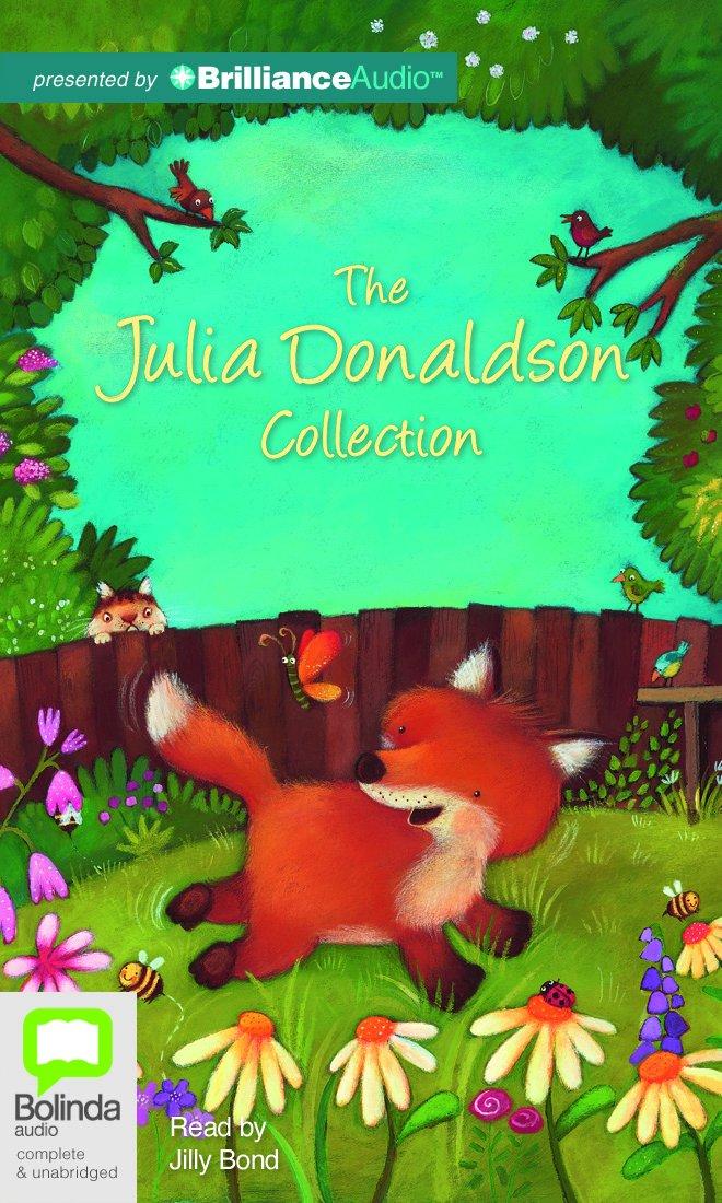 The Julia Donaldson Collection: Amazon.es: Donaldson, Julia, Bond ...