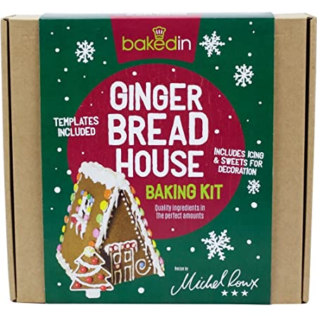 where to buy gingerbread house kit