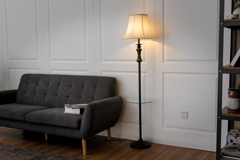 Safstar Elegant Fabric Shade Height Image 2